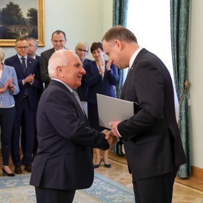 Pan Prezes Stanisław Jarosz powołany do Rady ds. Przedsiębiorczości przez Prezydenta RP Andrzeja Dudę - 2